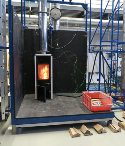 Domestic Biomass Testing