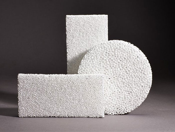 Reticulated Foam substrates