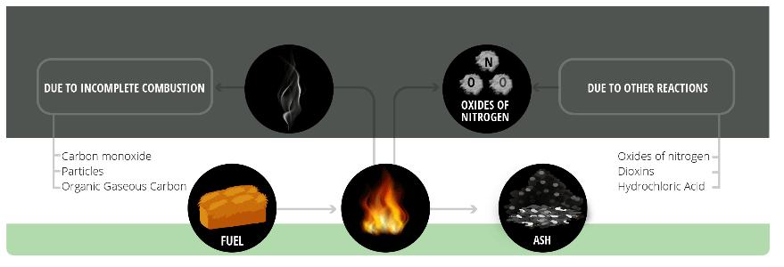 large scale biomass