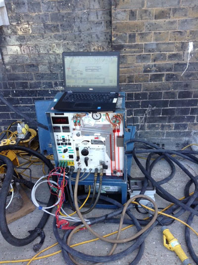 Large Scale Biomass Testing